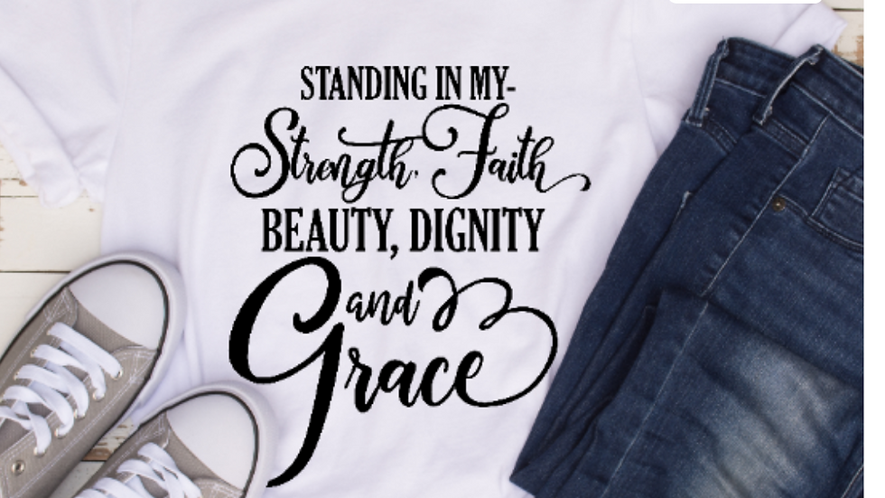 Standing in My Strength