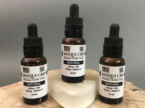 Moqui CBD Products