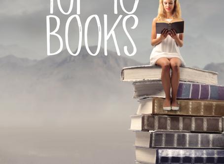 Hanleigh's Top 10 Books