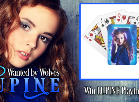 Win Some Lupine Playing Cards!