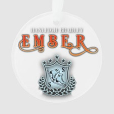 Ember Ornament