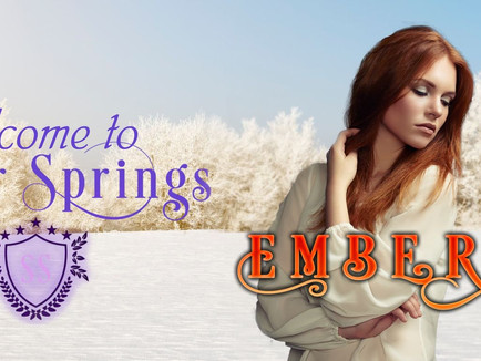 Ember is Melting the Ice!