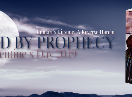Tainted By Prophecy Pre-Order Alert!