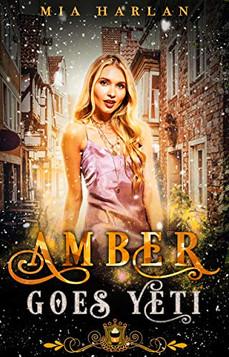 Amber Goes Yeti