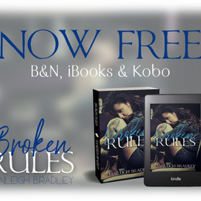 Freebie Alert - Broken Rules is NOW FREE!