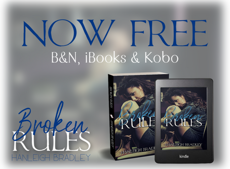 Freebie Alert - Broken Rules is NOW FREE!