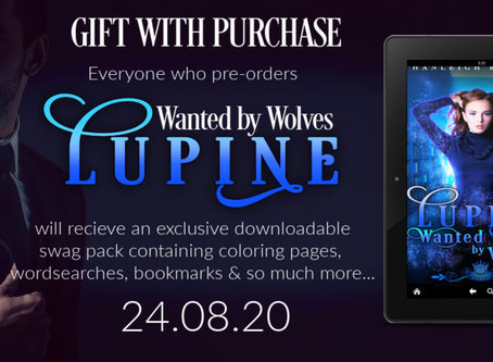 🌺🐺❀LUPINE: Wanted by Wolves❀🐺🌺