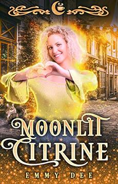 Moonlit Citrine