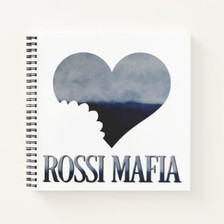 Rossi Mafia Notebook