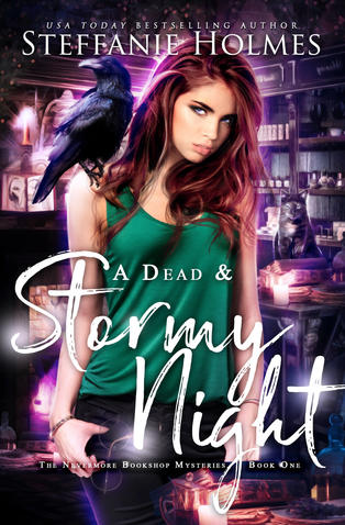 A Dead & Stormy Night