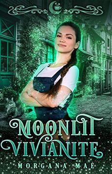 Moonlit Vivianite
