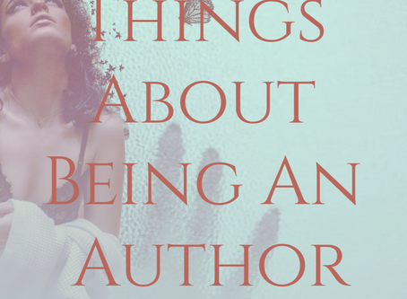 10 Worst Things About Being An Author