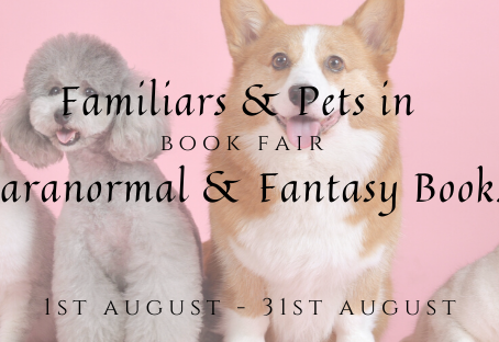 Pets & Familiars Book Fair