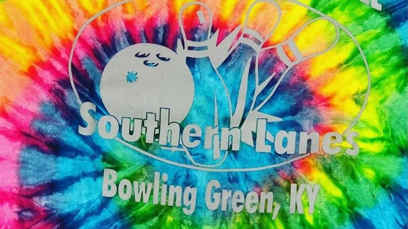 Southern Lanes Tye Dye