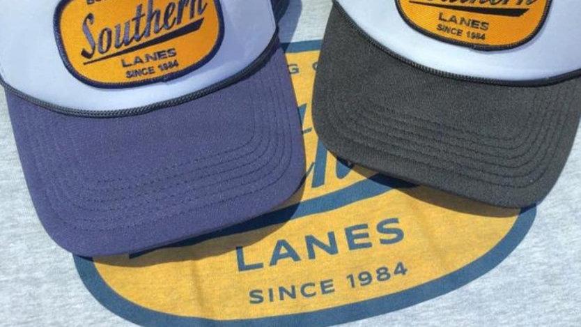Southern Lanes Patch Hat