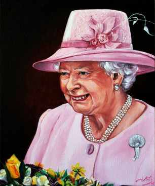 """""""Queen Elizabeth"""""""