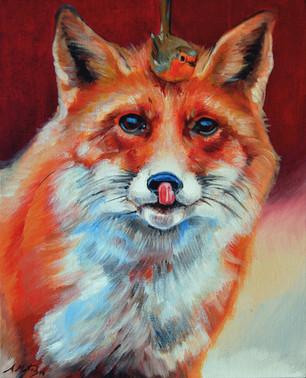 """""""Fox & Robin"""""""