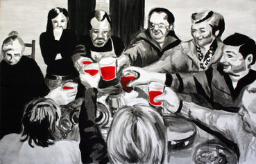 """Last-Supper II"""