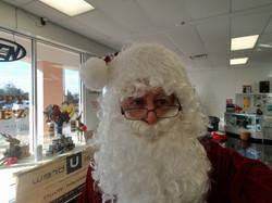 Santa at Happy Tune'z