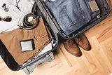 Pakket bagasje
