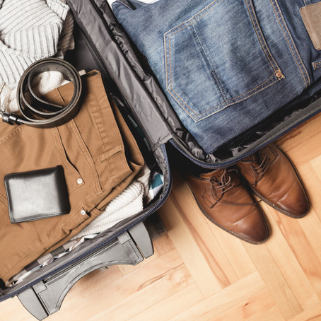 Business Trip? Here's What To Bring!