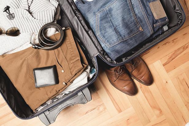 Equipaje empacado