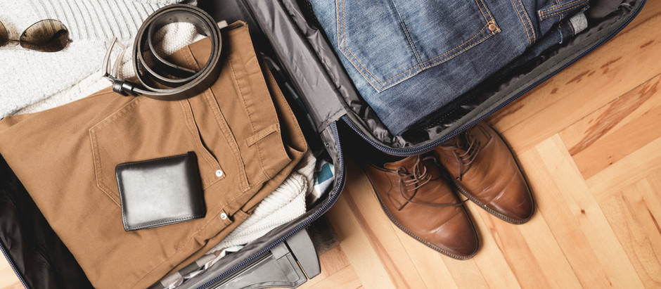 5 tips para lograr la maleta perfecta