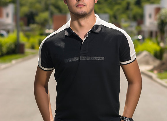 Polo Slim Fit Mesh Soft