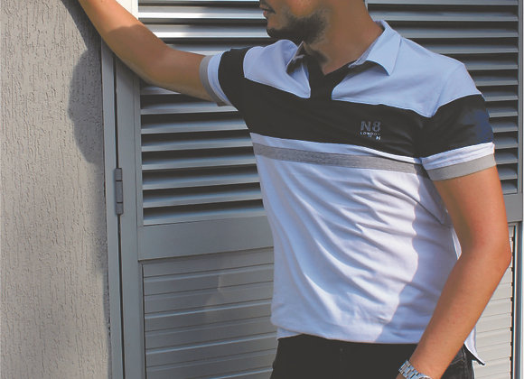 Polo Slim Fit Jersey Soft