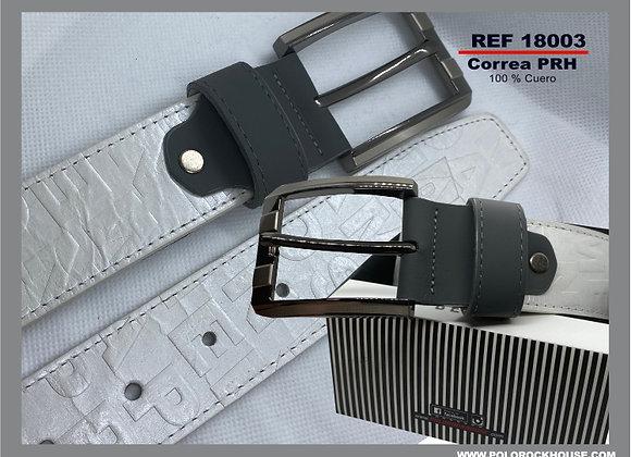 Belt leather TEX
