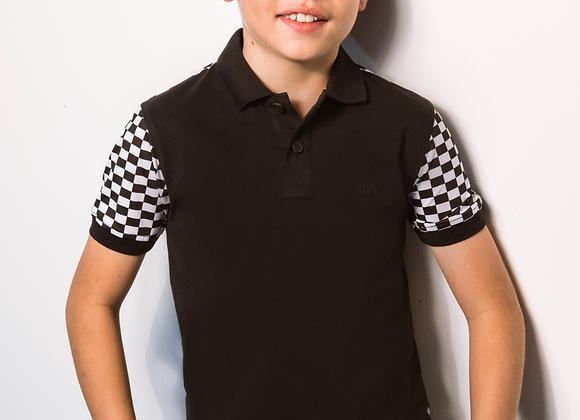 Boy's Flag jersey Polo