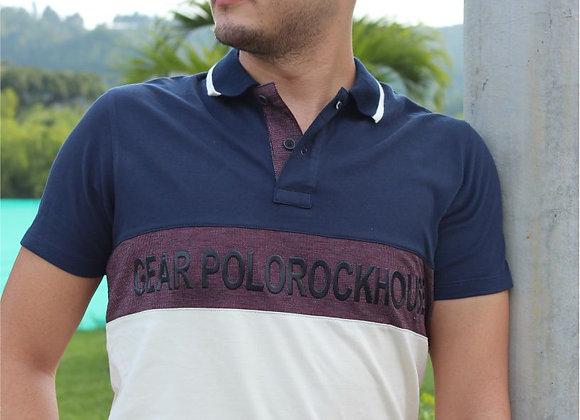 Polo Slim Fit Mesh Soft