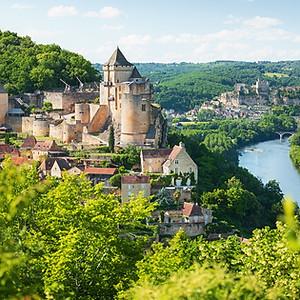 De Lot  en Dordogne