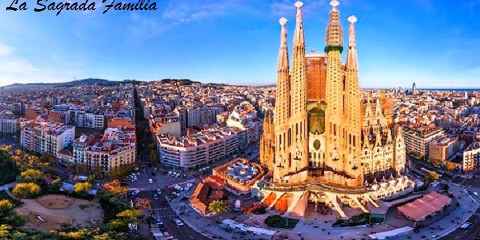 Barcelone,Dali et les modernistes, en fonction de l'évolution du covid.19.