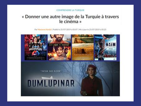 Interview dans Le Petit Journal d'Istanbul ! - 25/07/2019