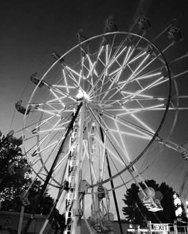 Ferris Wheel at the World Famous Armadillo Festival