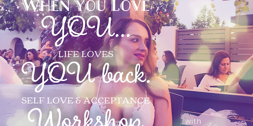 When you Love YOU.. Life Loves YOU Back