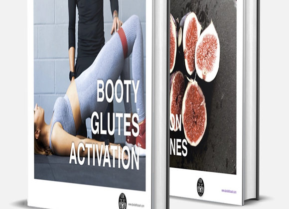 BUNDLE EBOOK - NUTRITION/BOOTY ACTIVATION