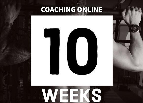 COACHING ONLINE 10-WEEK