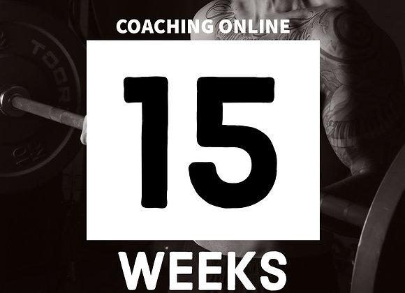 COACHING ONLINE 15-WEEK