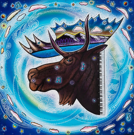 Out of Thin Air/ Moose Music