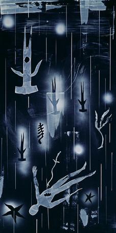 The Black Echoes/ Deep Ocean Ghosts