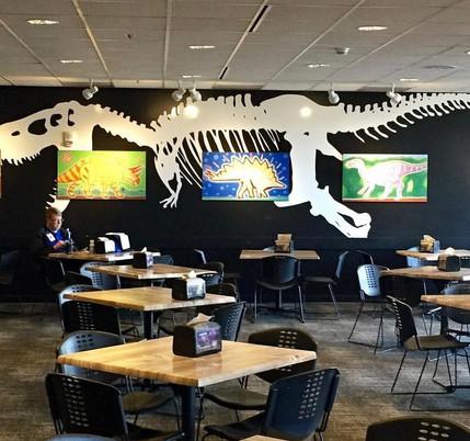 T Rex Cafe