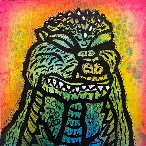 Small Godzilla NeoGlyph