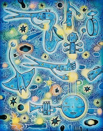 Dream Catcher Blue Note