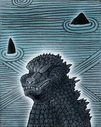 Godzilla Meditation