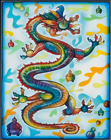 Gummy Dragon