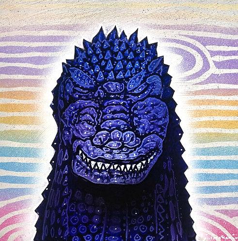 Godzilla Color Meditation