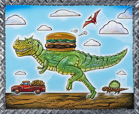 Big Burgersaurus