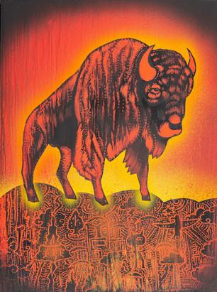 Red Bison